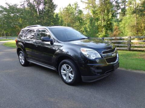 2011 Chevrolet Equinox for sale at CAROLINA CLASSIC AUTOS in Fort Lawn SC