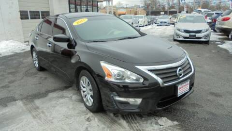 2015 Nissan Altima for sale at Absolute Motors 2 in Hammond IN