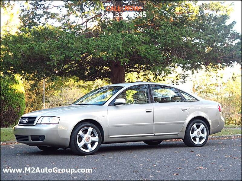 2003 Audi A6 for sale at M2 Auto Group Llc. EAST BRUNSWICK in East Brunswick NJ