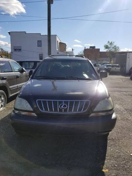 2002 Lexus RX 300 for sale at Perez Auto Group LLC -Little Motors in Albany NY