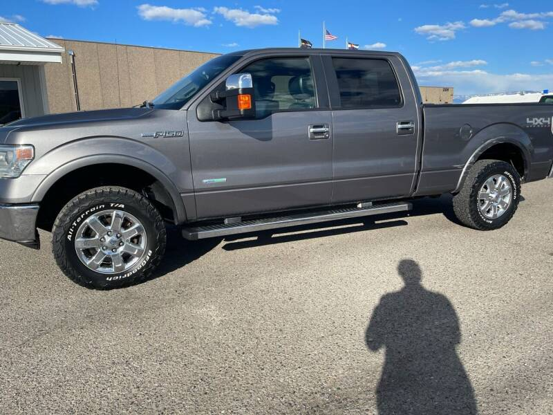 2013 Ford F-150 for sale at Mikes Auto Inc in Grand Junction CO