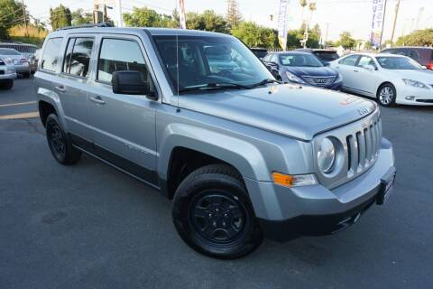 2015 Jeep Patriot for sale at Industry Motors in Sacramento CA