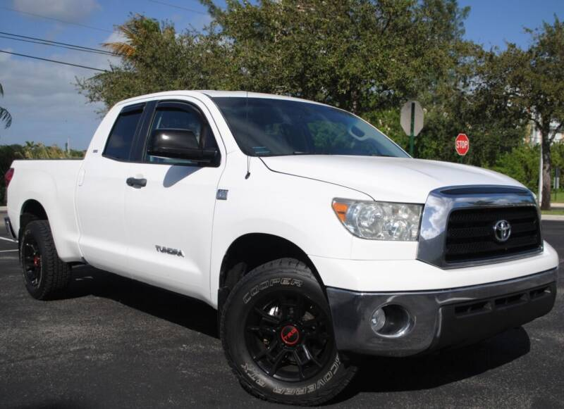 2008 Toyota Tundra for sale at Maxicars Auto Sales in West Park FL