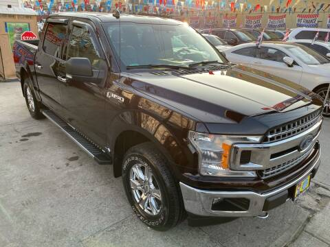 2018 Ford F-150 for sale at Elite Automall Inc in Ridgewood NY