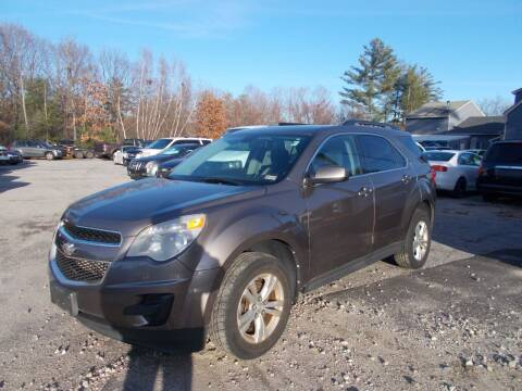 2010 Chevrolet Equinox for sale at Manchester Motorsports in Goffstown NH