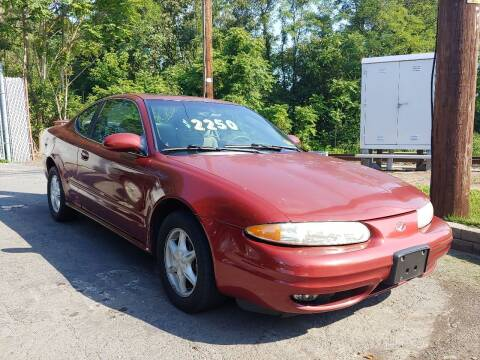 2001 Oldsmobile Alero for sale at Motor Pool Operations in Hainesport NJ