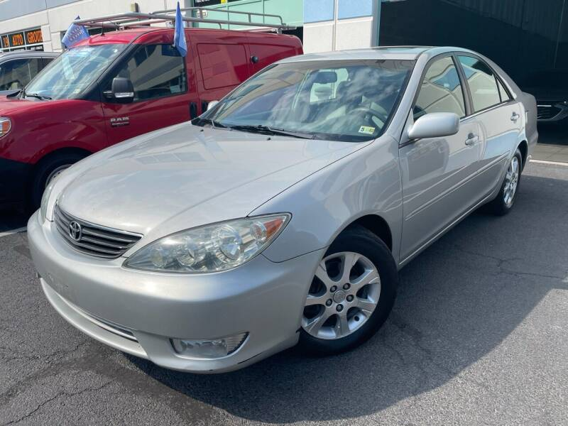 2005 Toyota Camry for sale at Best Auto Group in Chantilly VA