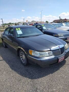 2000 Lincoln Town Car for sale at Buena Vista Auto Sales in Storm Lake IA
