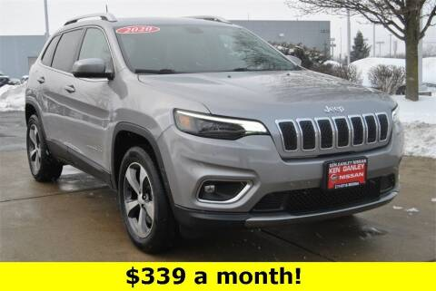 2020 Jeep Cherokee for sale at Ken Ganley Nissan in Medina OH