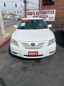 2009 Toyota Camry for sale at Rod's Automotive in Cincinnati OH