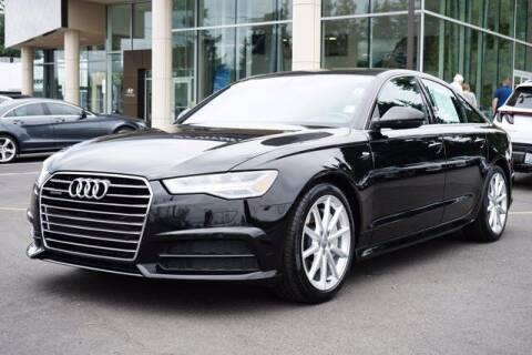 2018 Audi A6 for sale at Jeremy Sells Hyundai in Edmonds WA