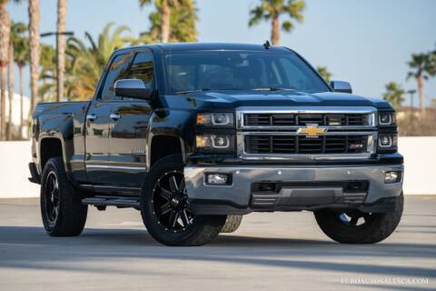 2014 Chevrolet Silverado 1500 for sale at Euro Auto Sales in Santa Clara CA