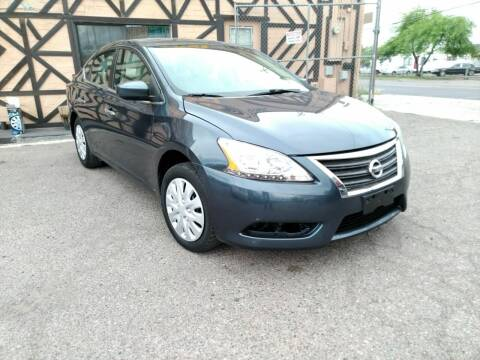 2014 Nissan Sentra for sale at Used Car Showcase in Phoenix AZ