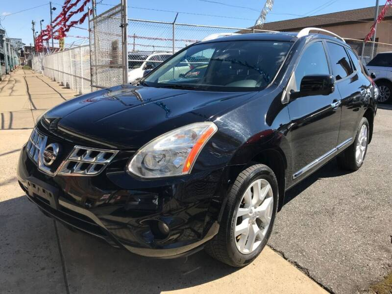 2012 Nissan Rogue AWD SV w/SL Package 4dr Crossover - Philladelphia PA