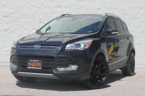 2014 Ford Escape for sale at REVOLUTIONARY AUTO in Lindon UT