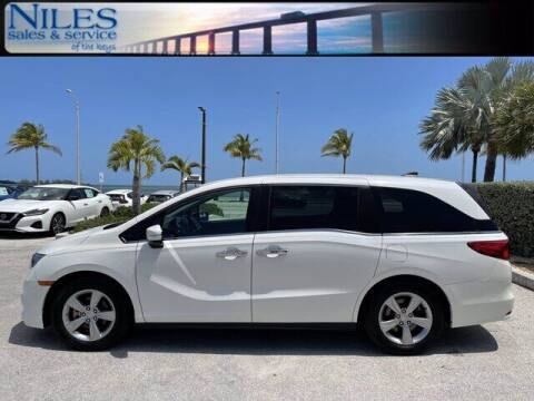 2018 Honda Odyssey for sale at Niles Sales and Service in Key West FL
