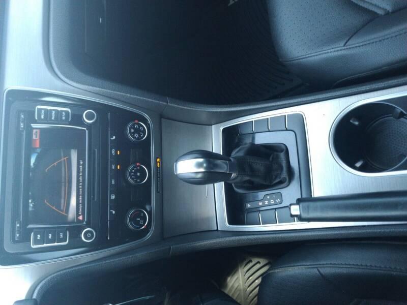 2014 Volkswagen Passat 1.8T SE 4dr Sedan 6A - Mckinney TX