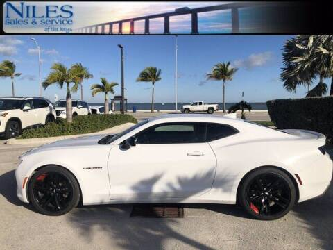 2018 Chevrolet Camaro for sale at Niles Sales and Service in Key West FL