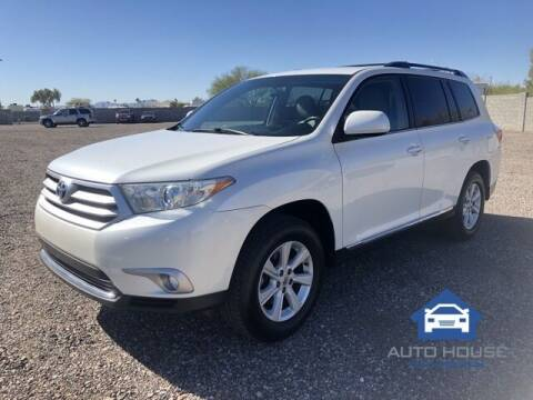 2013 Toyota Highlander for sale at AUTO HOUSE PHOENIX in Peoria AZ