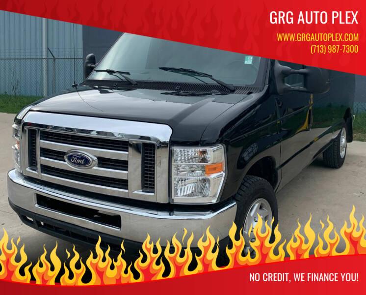 2014 Ford E-Series Cargo for sale at GRG Auto Plex in Houston TX