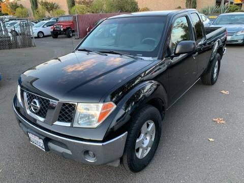 2008 Nissan Frontier for sale at C. H. Auto Sales in Citrus Heights CA