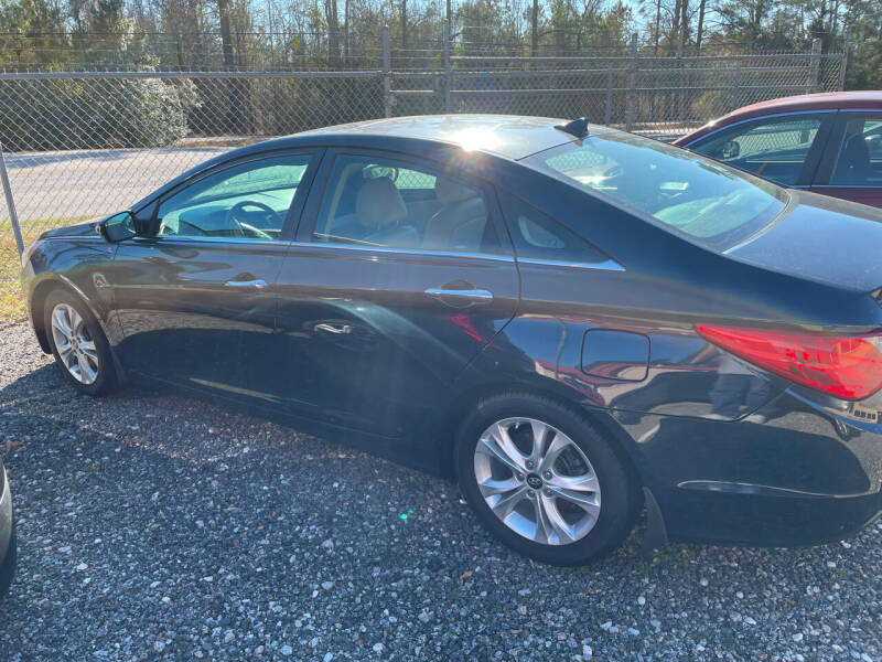 2013 Hyundai Sonata for sale at MOORE'S AUTOS LLC in Florence SC