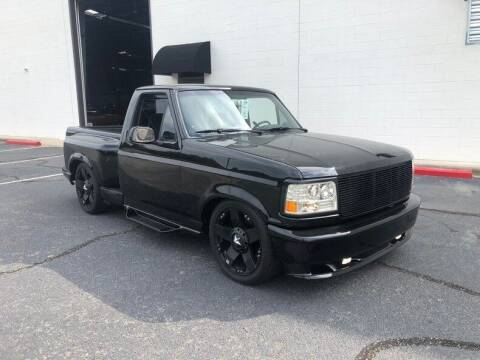 1992 Ford F-150 for sale at Lister Motorsports in Troutman NC