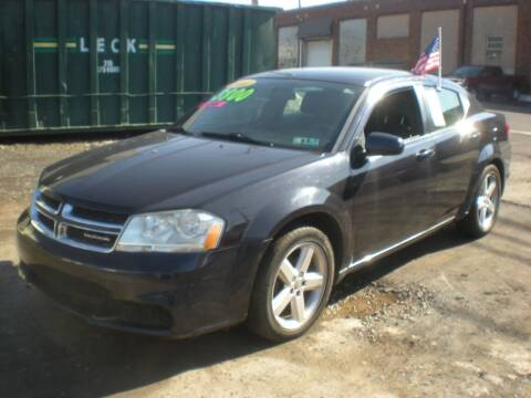 2012 Dodge Avenger for sale at 611 CAR CONNECTION in Hatboro PA