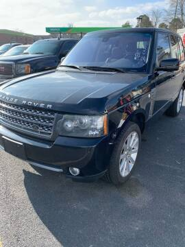 2011 Land Rover Range Rover for sale at BRYANT AUTO SALES in Bryant AR