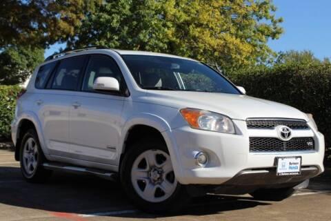 2012 Toyota RAV4 for sale at DFW Universal Auto in Dallas TX