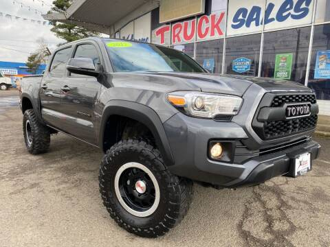 2017 Toyota Tacoma for sale at Xtreme Truck Sales in Woodburn OR