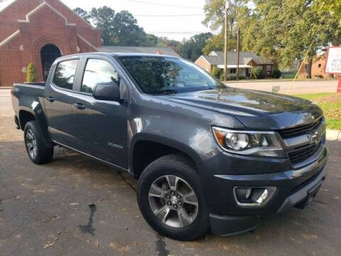 2016 Chevrolet Colorado for sale at McAdenville Motors in Gastonia NC