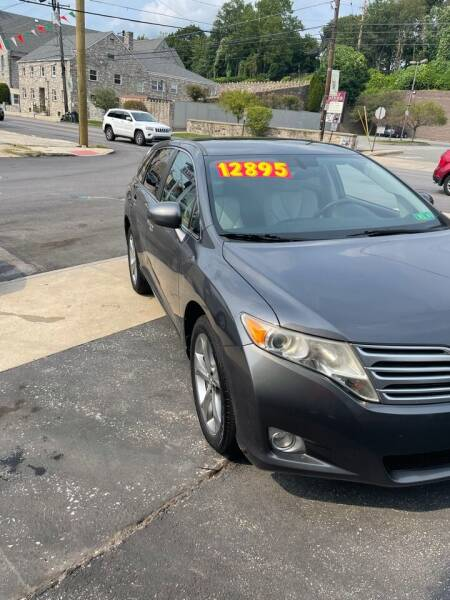 2010 Toyota Venza for sale at ARS Affordable Auto in Norristown PA