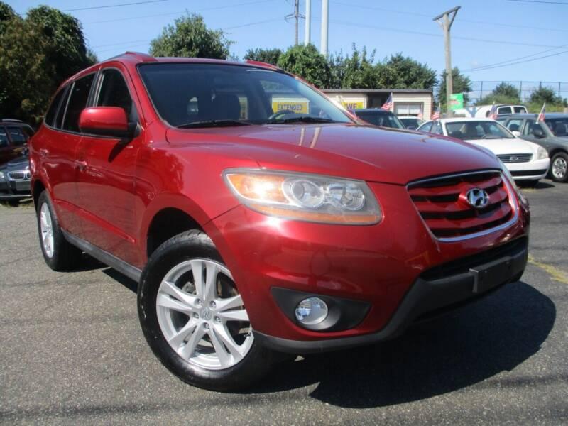 2010 Hyundai Santa Fe for sale at Unlimited Auto Sales Inc. in Mount Sinai NY