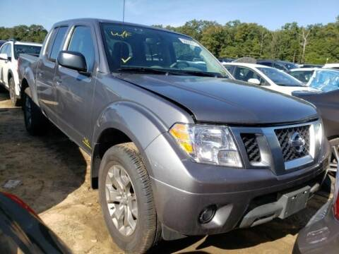 2020 Nissan Frontier for sale at MIKE'S AUTO in Orange NJ