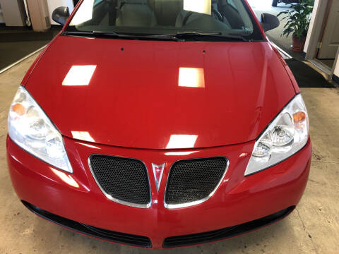 2007 Pontiac G6 for sale at Berwyn S Detweiler Sales & Service in Uniontown PA