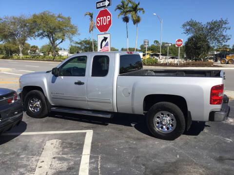 2013 Chevrolet Silverado 1500 for sale at Second 2 None Auto Center in Naples FL