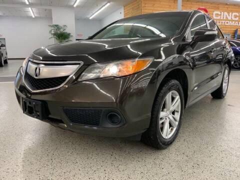 2014 Acura RDX for sale at Dixie Imports in Fairfield OH