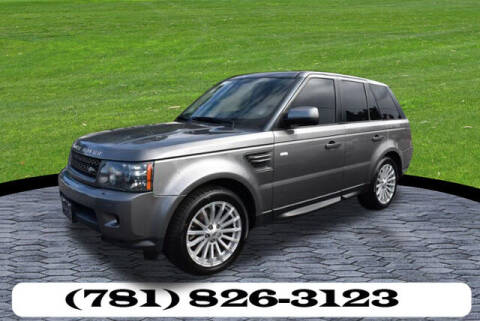 2010 Land Rover Range Rover Sport for sale at AUTO ETC. in Hanover MA