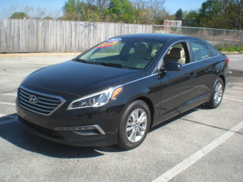 2015 Hyundai Sonata for sale at 611 CAR CONNECTION in Hatboro PA