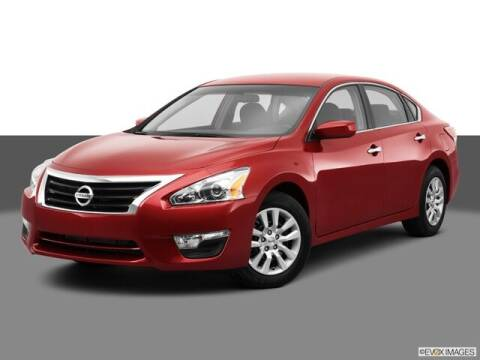 2013 Nissan Altima for sale at CARZLOT in Portsmouth VA