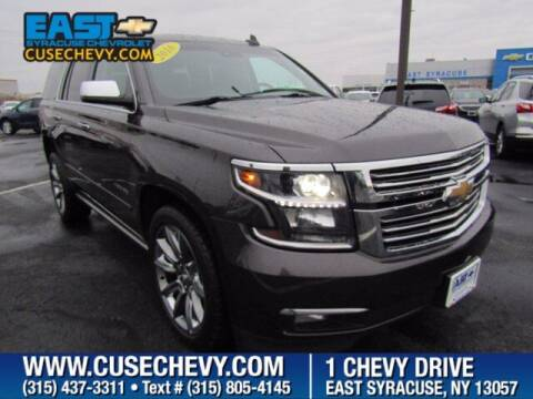 2016 Chevrolet Tahoe for sale at East Syracuse Performance Sales & Service in Syracuse NY