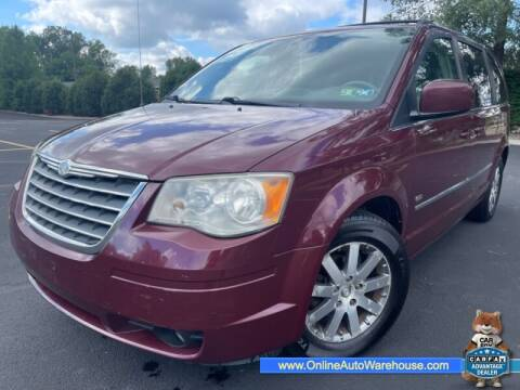2009 Chrysler Town and Country for sale at IMPORTS AUTO GROUP in Akron OH