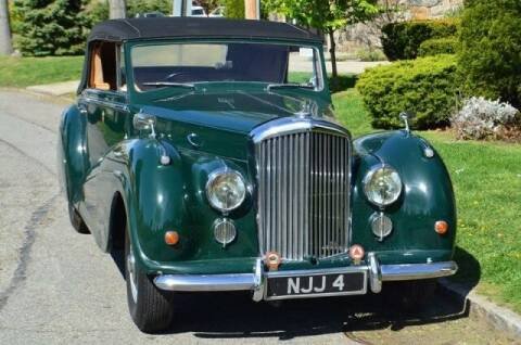 1953 Bentley R Type for sale at Gullwing Motor Cars Inc in Astoria NY