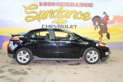2012 Chevrolet Volt for sale at Sundance Chevrolet in Grand Ledge MI