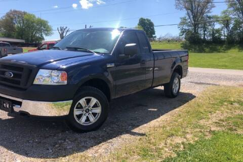 2007 Ford F-150 for sale at Memphis Finest Auto, LLC in Memphis TN