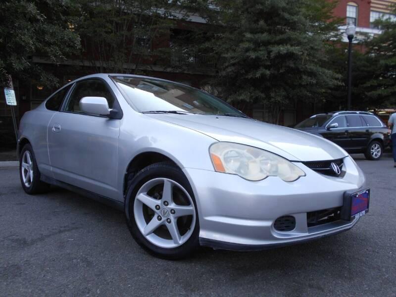 2004 Acura RSX for sale at H & R Auto in Arlington VA