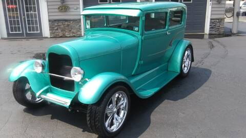 1929 Ford Sedan for sale at American Auto Group, LLC in Hanover PA