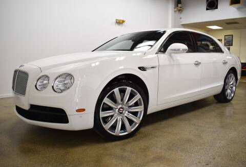 2018 Bentley Flying Spur for sale at Thoroughbred Motors in Wellington FL
