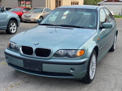2002 BMW 3 Series for sale at IMPORT Motors in Saint Louis MO